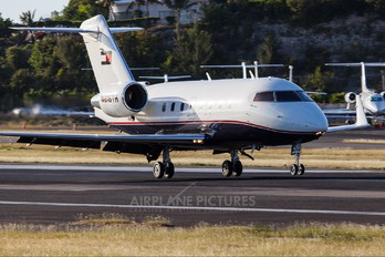 N818TH - Private Canadair CL-600 Challenger 600 series