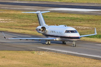 N460F - Private Canadair CL-600 Challenger 600 series