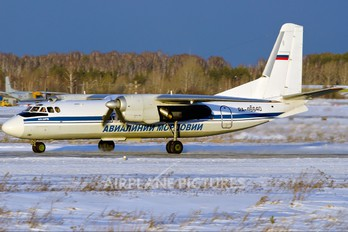 RA-46640 - Airlines of Mordovia Antonov An-24