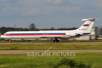 RA-86539 - Russia - Air Force Ilyushin Il-62 (all models)
