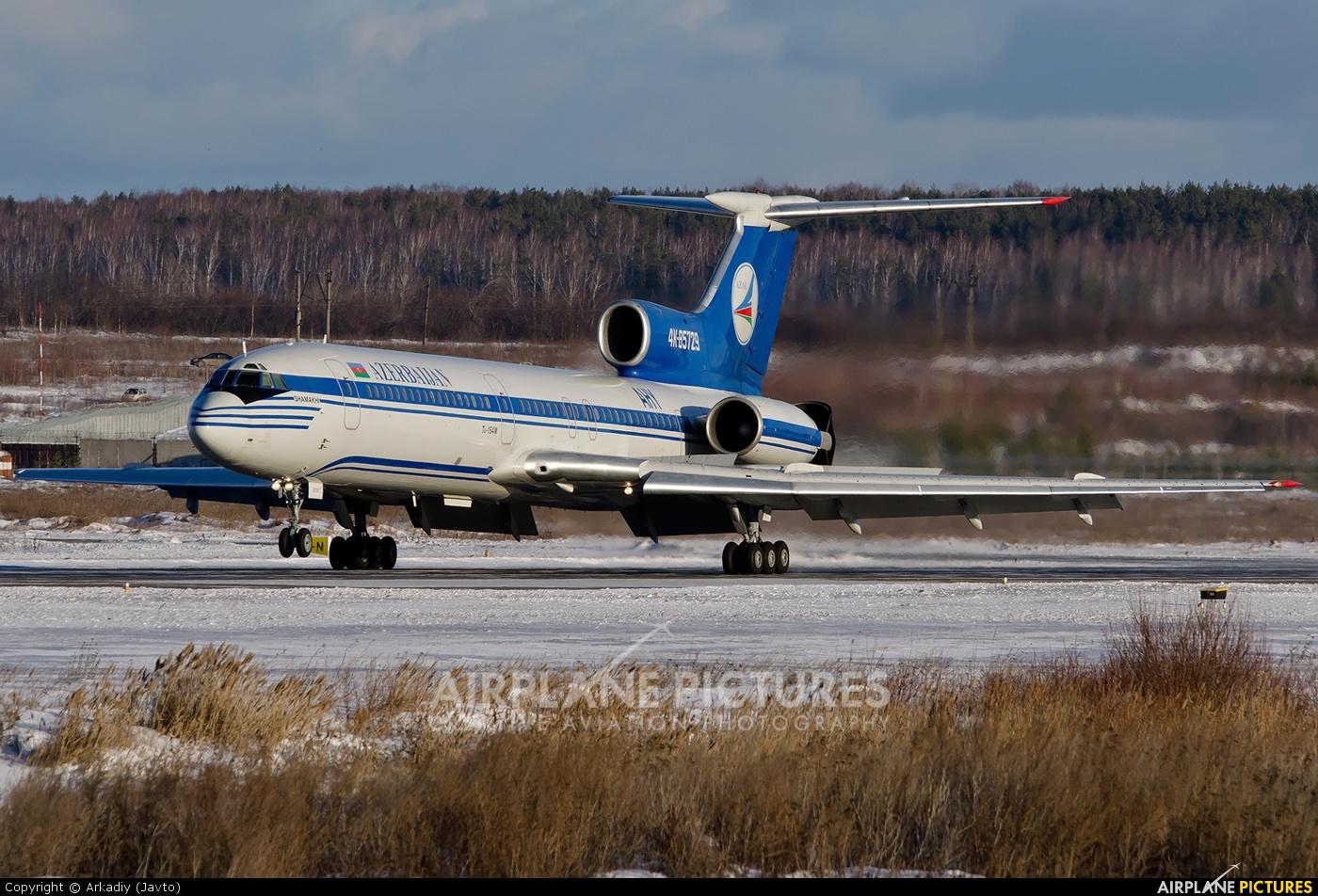 Azerbaijan Airlines 4K-85729 aircraft at Koltsovo - Ekaterinburg