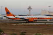 D-ATUF - Hapag-Lloyd Boeing 737-800 aircraft