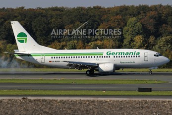 D-ADIH - Germania Boeing 737-300