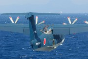 9905 - Japan - Maritime Self-Defense Force ShinMaywa US-2 aircraft