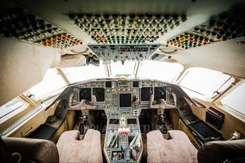 N900WG - Private Dassault Falcon 900 series
