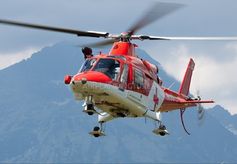 OM-ATE - Air Transport Europe Agusta / Agusta-Bell A 109