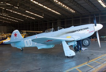 D-FJAK - Private Yakovlev Yak-3U