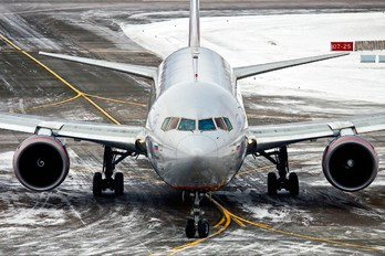 VP-BWW - Aeroflot Boeing 767-300