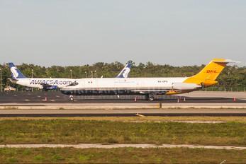 XA-UPS - Aeronaves TSM Douglas DC-9(F)