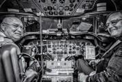 ZS-AUB - South African Airways Historic Flight Douglas DC-4 aircraft