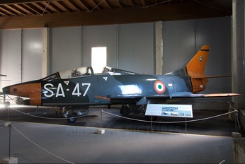 MM6344 - Italy - Air Force Fiat G91T