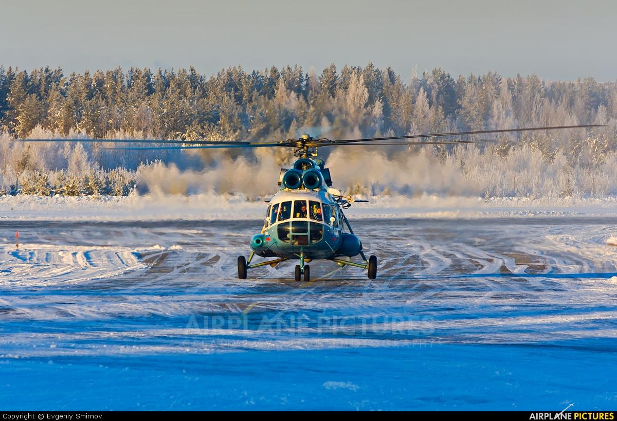 KomiAviaTrans RA-24462 aircraft at Ukhta