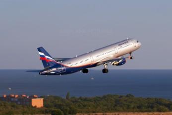VP-BWN - Aeroflot Airbus A321