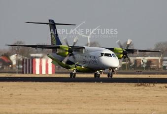 HB-AER - Sky Work Airlines Dornier Do.328