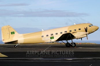 5T-MAH - Mauritania - Air Force Basler BT-67 Turbo 67