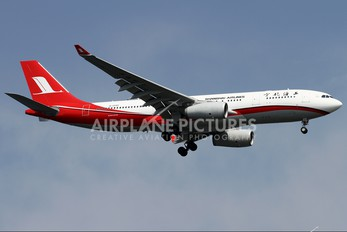 B-6545 - Shanghai Airlines Airbus A330-200