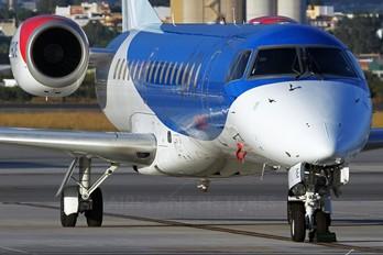 G-RJXE - BMI Regional Embraer ERJ-145