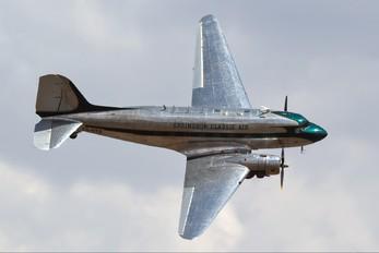 ZS-NTE - Private Douglas C-47A Skytrain