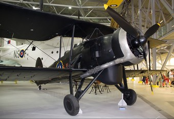 NF370 - Royal Air Force Fairey Swordfish II