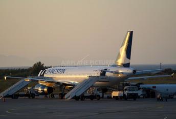 EI-EWO - Livingston Airbus A320