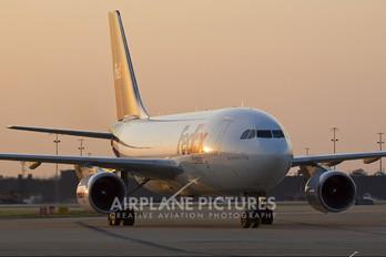 N813FD - FedEx Federal Express Airbus A310F