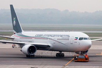 3C-LLU - Ceiba Intercontinental Boeing 767-300ER