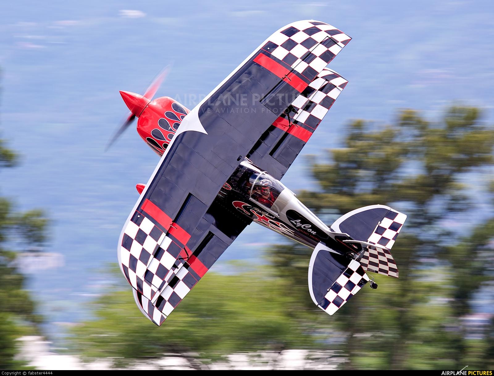 Skip Stewart Airshows N540SS aircraft at San Jose - Tobías Bolaños Intl