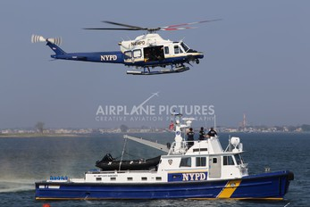 N414PD - USA - Police Bell 412