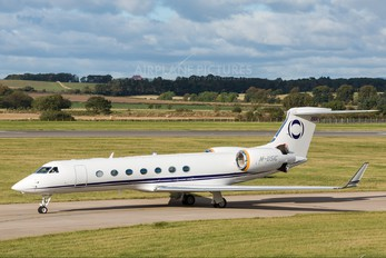 M-USIC - Private Gulfstream Aerospace G-V, G-V-SP, G500, G550