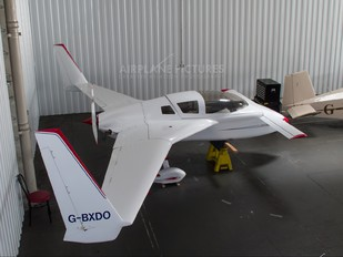G-BXDO - Private Cozy Aircraft Cozy Classic