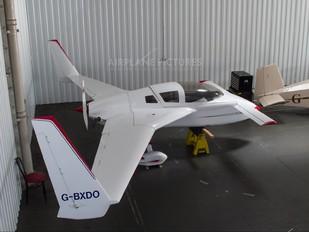 G-BXDO - Private Cozy Aircraft Cozy Classic