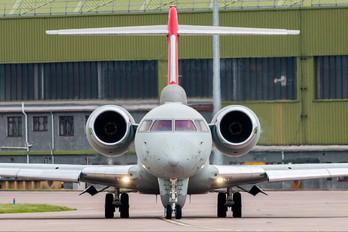 ZJ692 - Royal Air Force Bombardier Sentinel R.1