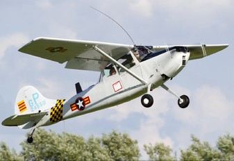 G-PDOG - Private Cessna L-19/O-1 Bird Dog