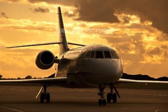 OY-MGO - Air Alsie Dassault Falcon 2000LX