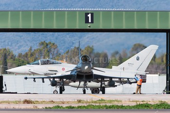 MM7317 - Italy - Air Force Eurofighter Typhoon S