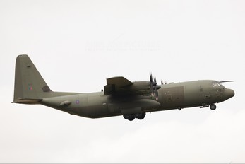ZH873 - Royal Air Force Lockheed Hercules C.4