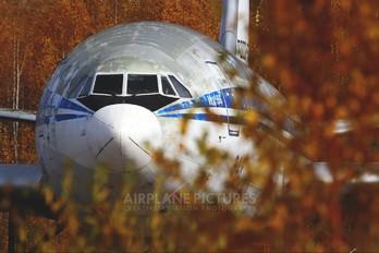 CCCP-86003 - Aeroflot Ilyushin Il-86