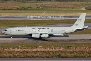 2402 - Brazil - Air Force Boeing 707-300 KC-137