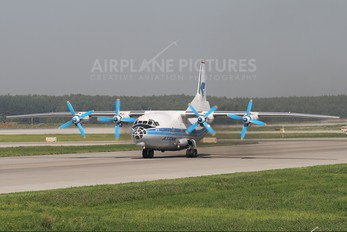 RA-93913 - Atran Antonov An-12 (all models)