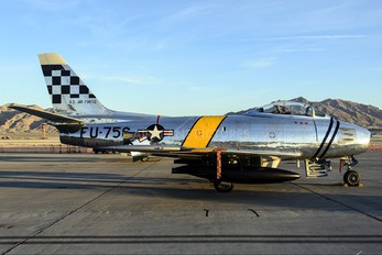 NX1F - Private Canadair CL-13 Sabre (all marks)