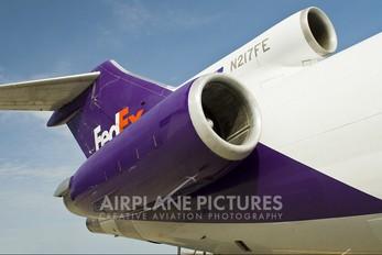 N217FE - FedEx Federal Express Boeing 727-200F