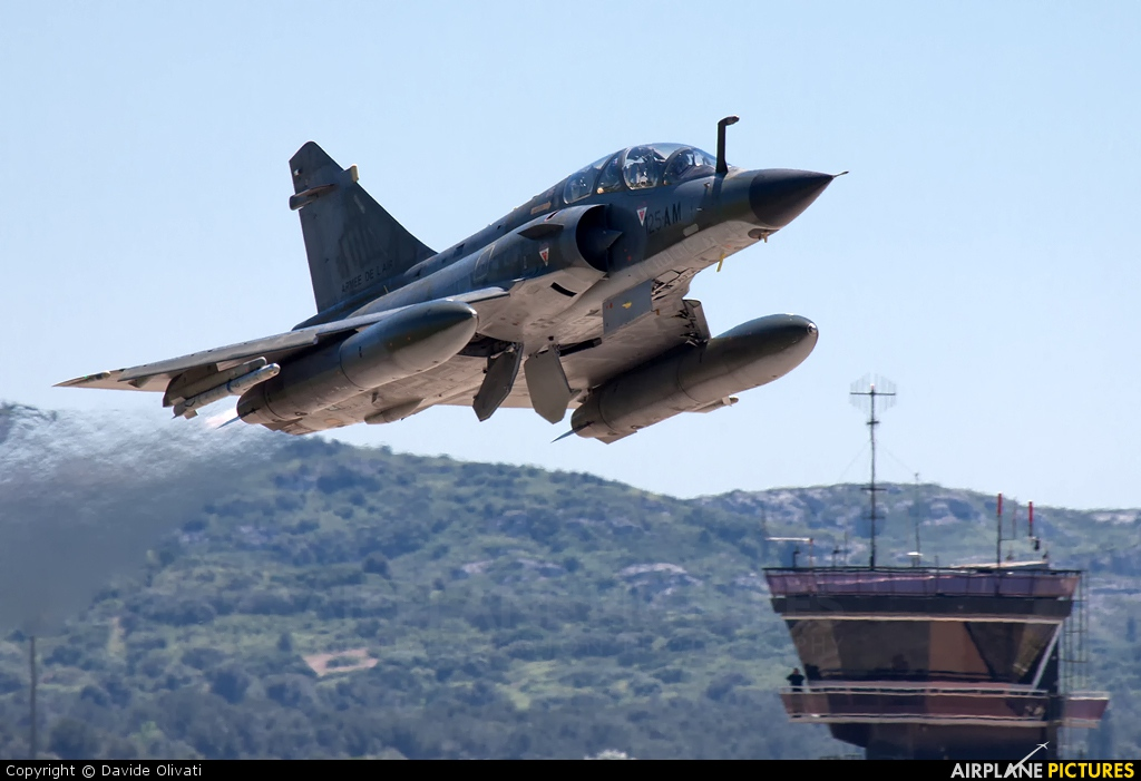France - Air Force 353 aircraft at Salon-de-Provence