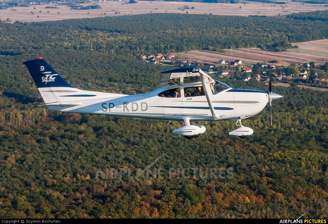 Private SP-KDD aircraft at In Flight - Poland