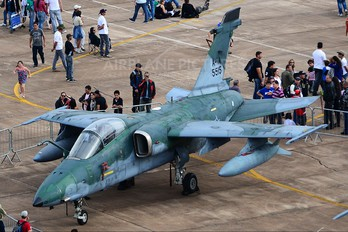 5515 - Brazil - Air Force Embraer AMX A-1A