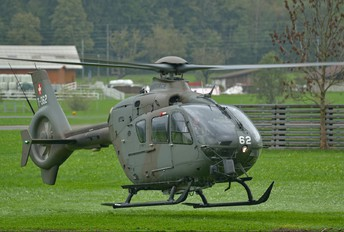 T-362 - Switzerland - Air Force Eurocopter EC635