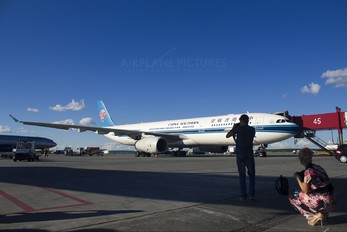 B-6111 - China Southern Airlines Airbus A330-300