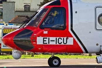 EI-ICU - CHC Ireland Sikorsky S-92