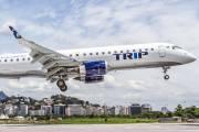 PP-PJU - Trip Linhas Aéreas Embraer ERJ-190 (190-100) aircraft