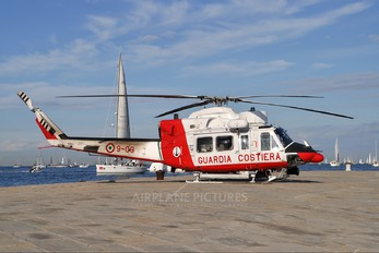 MM81511 - Italy - Coast Guard Agusta / Agusta-Bell AB 412