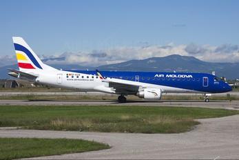 ER-ECB - Air Moldova Embraer ERJ-190 (190-100)